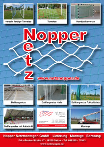 Flyer Sportnetze